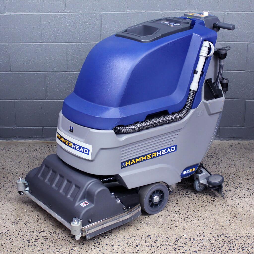 HammerHead® 500SS Scrubber