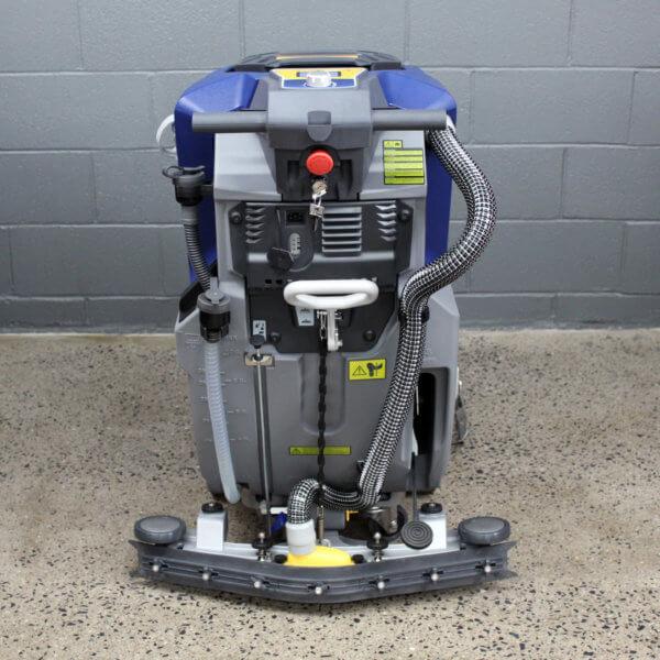 500SS Floor Scrubber Rear View