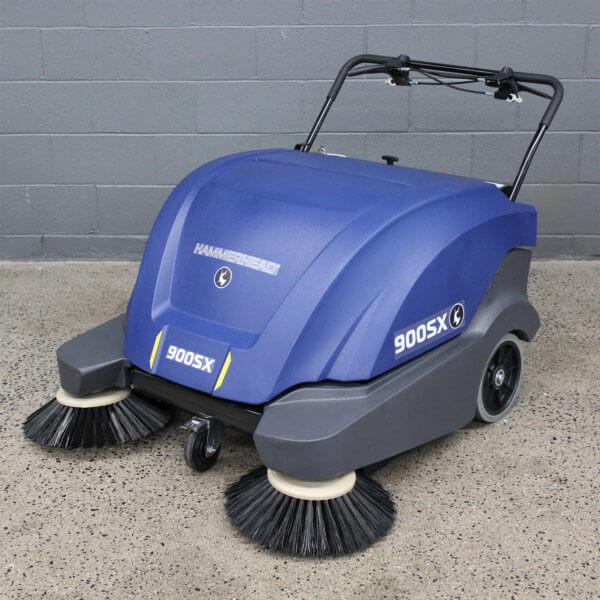 900SX Walk-Behind Sweeper