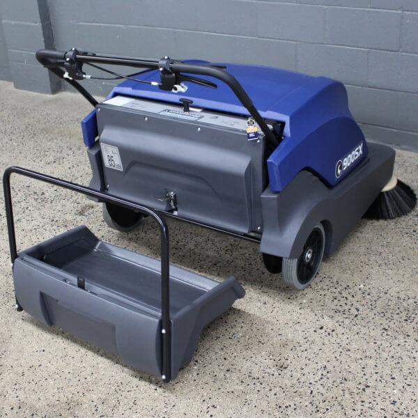 900SX Walk-Behind Sweeper Hopper
