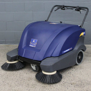 900SX Walk-Behind Battery-Powered Sweeper