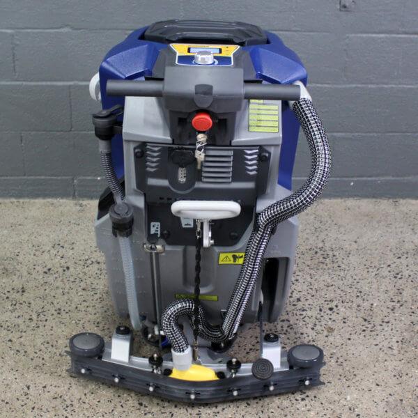 HammerHead 500RSX Scrubber Rear