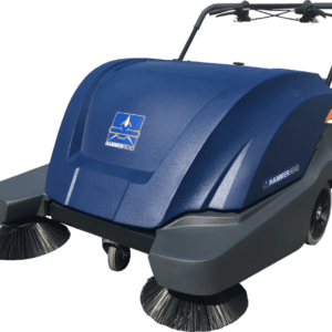 HammerHead 900SX Walk-Behind Battery Sweeper