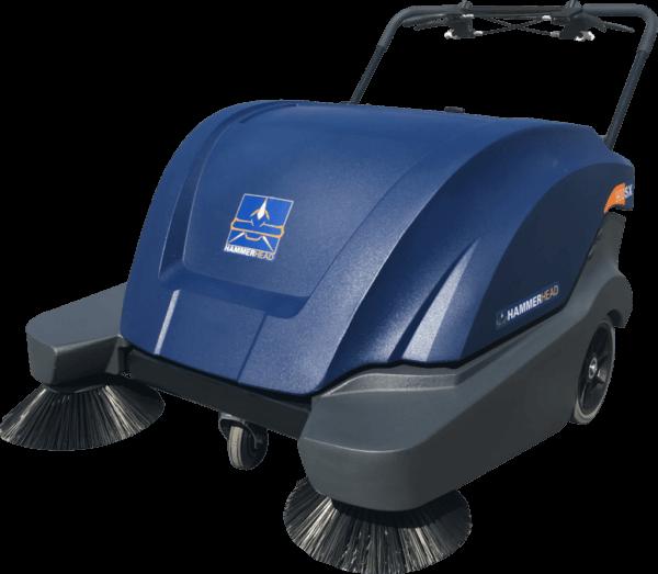 HammerHead 900SX Walk-Behind Battery Sweeper