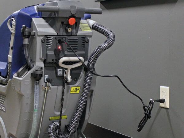 HammerHead Floor Scrubber On-Board Battery Charger