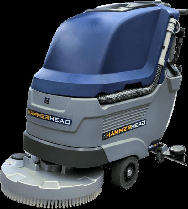 HammerHead 500RSX Walk-Behind Floor Scrubber Disc Brush
