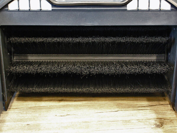 HammerHead 950MS Manual Walk-Behind Sweeper Rear Broom