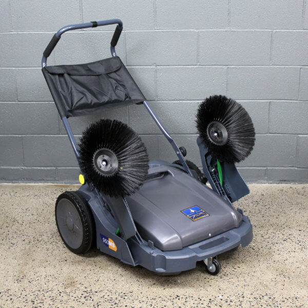 950MS Manual Sweeper Fold Up Brooms