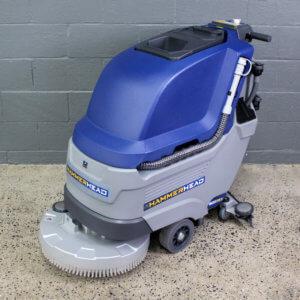 HammerHead 500RSX - Disc Floor Scrubber