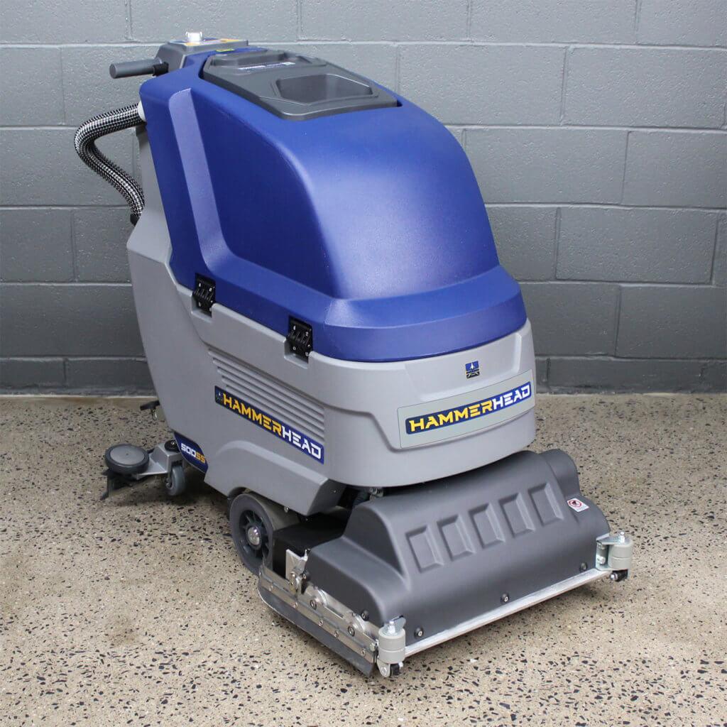 HammerHead 500SS Cylindrical Floor Scrubber