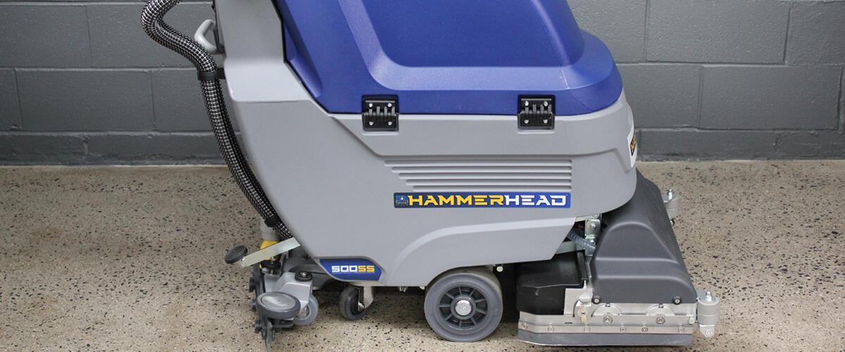 HammerHead 500SS Floor Scrubber