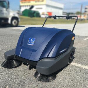 900SX Battery-Powered Walk-Behind Sweeper