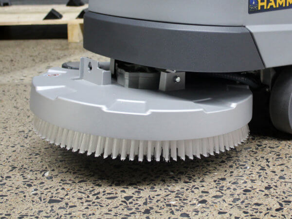 HammerHead 500RSX Disc Brush Floor Scrubber