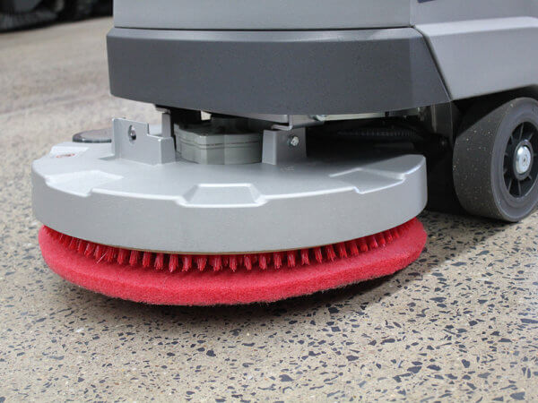 HammerHead 500RSX Disk Scrub Brush Pad
