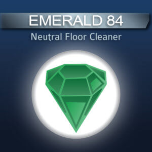 Emerald 84 Neutral Floor Cleaner for Scrubbers