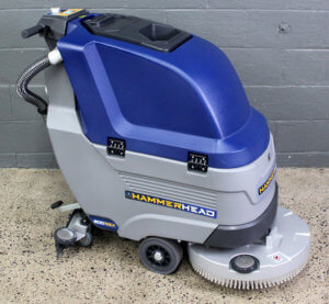 500RSX Walk-Behind Disc Floor Scrubber