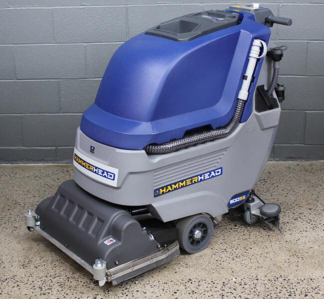 Hammerhead 500ss Floor Scrubber Hammerhead Cleaning Equipment
