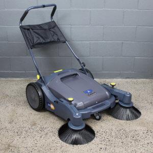 950MS Manual Walk-Behind Sweeper