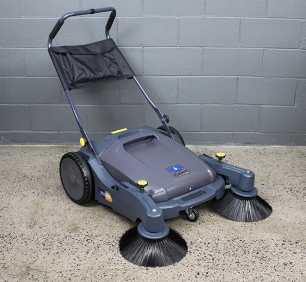 950MS Manual Walk-Behind Sweeper