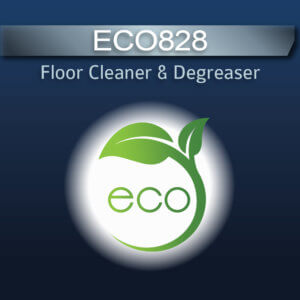 Eco 828 Floor Cleaner & Degreaser for Scrubbers