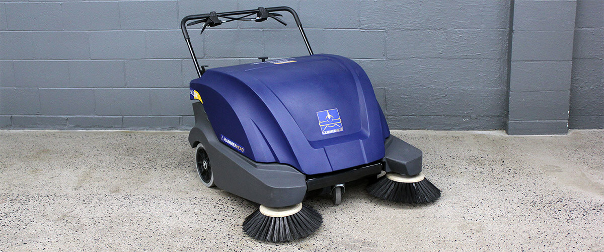 900SX Floor Sweeper