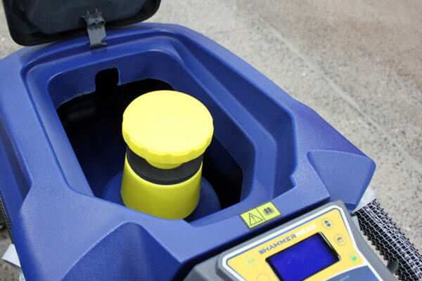 Floor Scrubber Recovery Tank Float