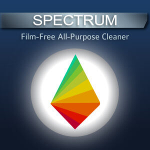 Spectrum Film-Free All-Purpose Cleaner for Scrubbers