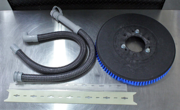 Hammerhead 500RSX Scrubber Parts Kit