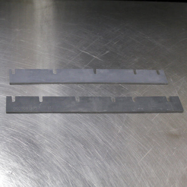 500SS Scrubber Splash Guard Parts Kit