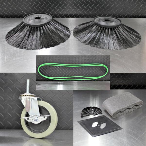 950MS Manual Sweeper Parts Kit