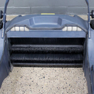 950MS Manual Sweeper Rear Broom