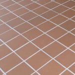 Quarry Tile Floor Cleaning Equipment & Chemicals