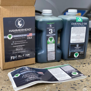 Emerald 84 Concentrated Floor Cleaner
