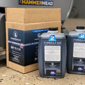 Hammerhead FIN Formula 528 Floor Cleaner