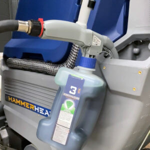 Hammerhead FIN Hands-free chemical dilution and filling
