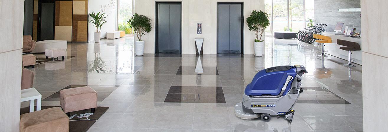 500RSX Hotel Lobby Floor Scrubber